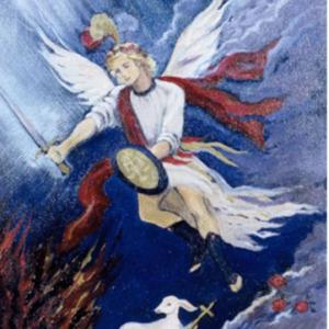 Archangel michael's Alignment - Alignement de l'Archange Michael