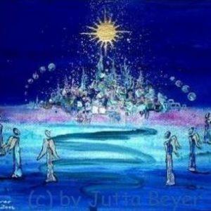 Atlantean Crystal Angels - Les Anges du Cristal Atlante