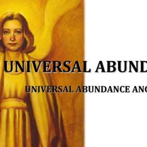 Universal Abundance Booster - Booster de l'Abondance Universelle (niveau 6)