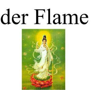 Lavender Flame of Kuan Yin - Flamme Lavande de Kuan Yin