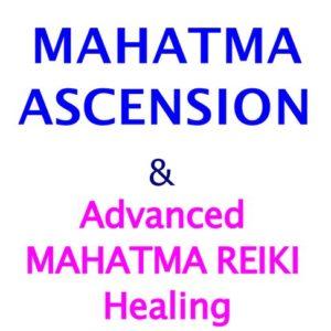 Mahatma Ascension Reiki