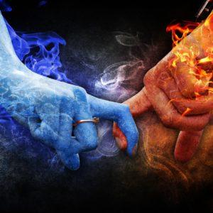 Reiki de Réunion des Flammes Jumelles - Twin Flame's Reunion Reiki
